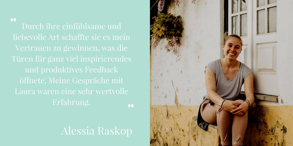 Feedback Alessia